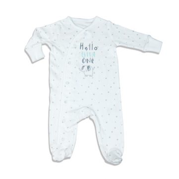 Hello little one Sleep Suit