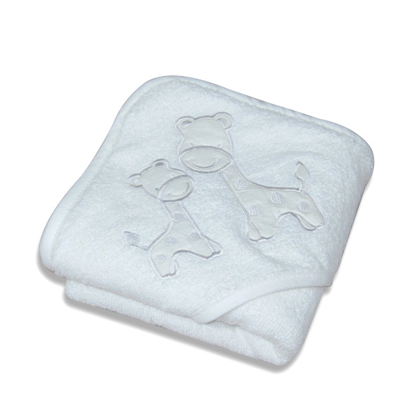 Hooded towel for babies