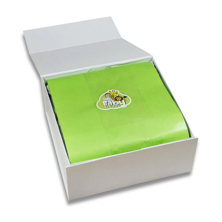 Luxury unisex baby gift hamper box