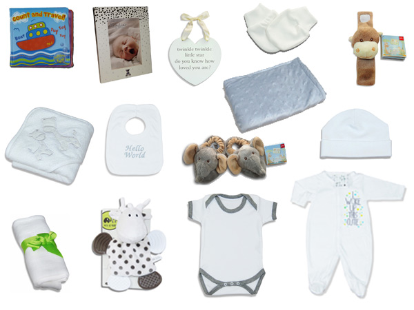 Luxury Unisex Baby gift hamper